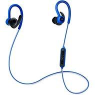 JBL reflect contour modrá - Sluchátka s mikrofonem