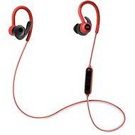 JBL reflect contour červená - Sluchátka s mikrofonem