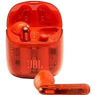 JBL Tune 225TWS Ghost Orange - Bezdrátová sluchátka