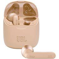 JBL Tune 225TWS zlatá