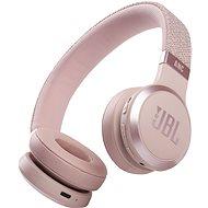 JBL Live 460NC růžová - Bezdrátová sluchátka