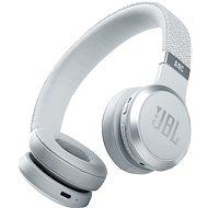 JBL Live 460NC bílá - Bezdrátová sluchátka