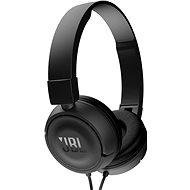 JBL T450 černá - Sluchátka s mikrofonem