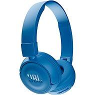 JBL T450BT modrá - Sluchátka s mikrofonem