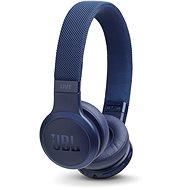 JBL Live 400BT modrá