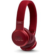 JBL Live 400BT červená