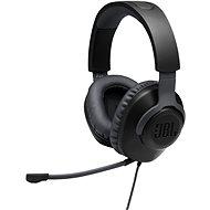 JBL Quantum 100 černá - Herní sluchátka