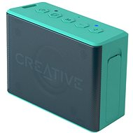 Creative MUVO 2C tmavě zelený - Bluetooth reproduktor