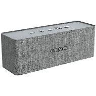 Creative NUNO šedý - Bluetooth reproduktor