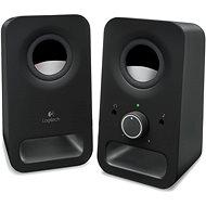 Logitech Speakers Z150 černé - Reproduktory