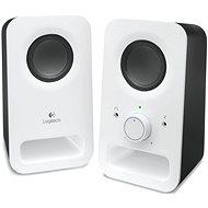 Logitech Speakers Z150 bílé - Reproduktory