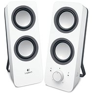 Logitech Multimedia Speakers Z200 bílé