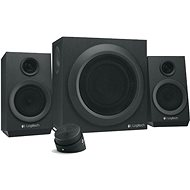 Logitech Speaker System Z333 - Speakers