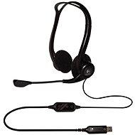Logitech PC Headset 960 USB - Sluchátka s mikrofonem