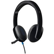 Logitech USB Headset H540 - Sluchátka