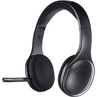 Bezdrátová sluchátka Logitech Wireless Headset H800