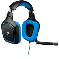 Logitech G430 Surround Sound Gaming Headset - Herní sluchátka