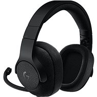 Logitech G433 Surround Sound Gaming Headset černý