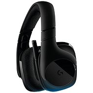 Logitech G533 Wireless Surround Gaming Headset - Gaming Headset