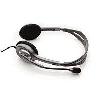 Logitech Stereo Headset H110 - Sluchátka