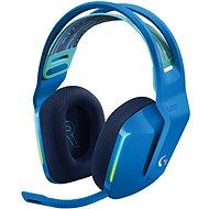 Logitech G733 LIGHTSPEED Blue - Herní sluchátka