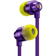Logitech G333 Gaming Earphones Purple