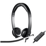 Logitech USB Headset H650e - Sluchátka