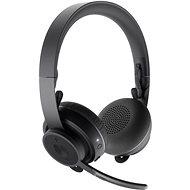 Logitech Zone Wireless MS Teams - Bezdrátová sluchátka