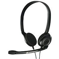 Sennheiser PC 3 chat - Sluchátka s mikrofonem