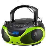 Sencor SPT 228 BG zelená - Radiomagnetofon