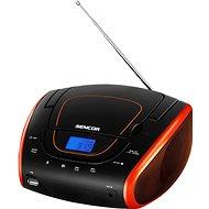 Sencor SPT 1600 černo-oranžová - Radiomagnetofon