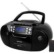 Sencor SPT 3907 B  - Radiomagnetofon