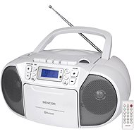 Sencor SPT 3907 W - Radiomagnetofon