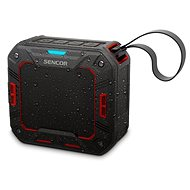 Sencor SSS 1050 červený - Bluetooth reproduktor