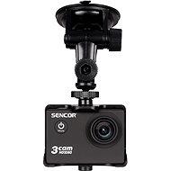 Sencor 3CAM CAR SET - Držák