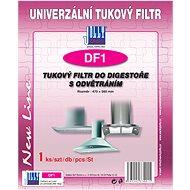 Univerzální tukový filtr do digestoře s odvětráním DF1 - Tukový filtr
