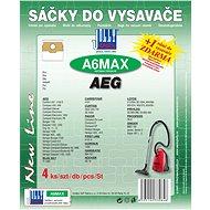 Sáčky do vysavače A6 MAX - textilní