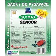 SC1 MAX Vacuum Cleaner Bags - Textile - Fresh Aroma - Vacuum Cleaner Bags