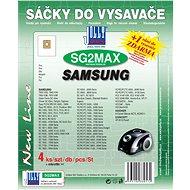 Sáčky do vysavače SG2 MAX - textilní - vůně Horská louka - Sáčky do vysavače