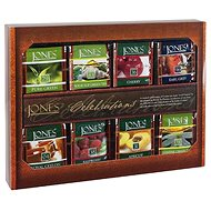 JONES Gift Box Small Paper Teas 80 x 1.5g - Tea