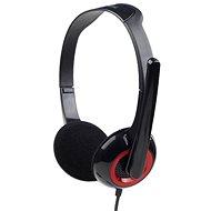 Gembird MHS-002 - Sluchátka s mikrofonem