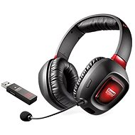 Creative Sound Blaster Tactic3D Rage Wireless V2 - Herní sluchátka