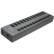 I-TEC USB 3.0 Charging HUB 13port + Power Adapter 60 W - USB Hub