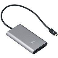 I-TEC Thunderbolt 3 Dual HDMI Adapter 60Hz - Adaptér