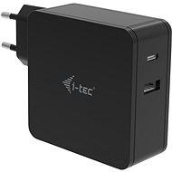 I-TEC USB-C Charger 60W + USB-A Port 12W - Nabíječka do sítě