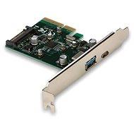 I-TEC PCIe Card USB-C 3.1 gen 2 10Gps Card - Řadič