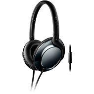 Philips SHL4805DC černá - Sluchátka s mikrofonem