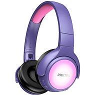 Bezdrátová sluchátka Philips TAKH402PK růžová
