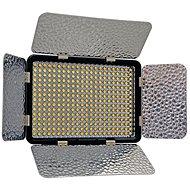 Jupio Power LED JPL330B Single color s baterií NP-F550 a nabíječkou  - Fotosvětlo