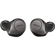 Jabra Elite 75t titanově černá - Bezdrátová sluchátka